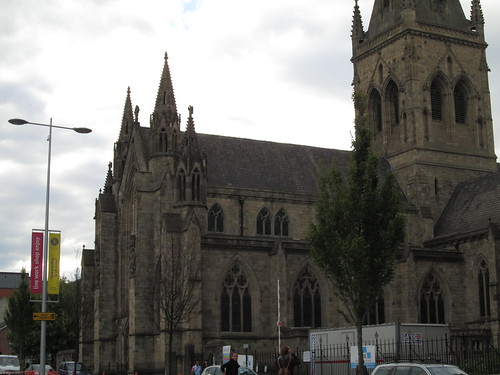 Salford Cathedral | by Mori-chan's Garden