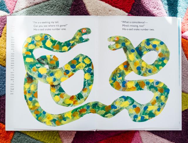 the nonsense show - snakes