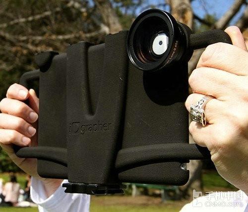 IPad mini handheld shooting, shooting handheld, iOgrapher iPad mini mount