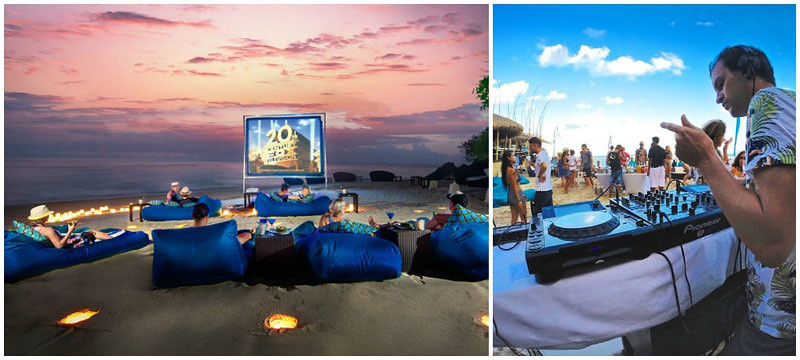 Karma Beach Bali – Karma Kandara Movie Sessions