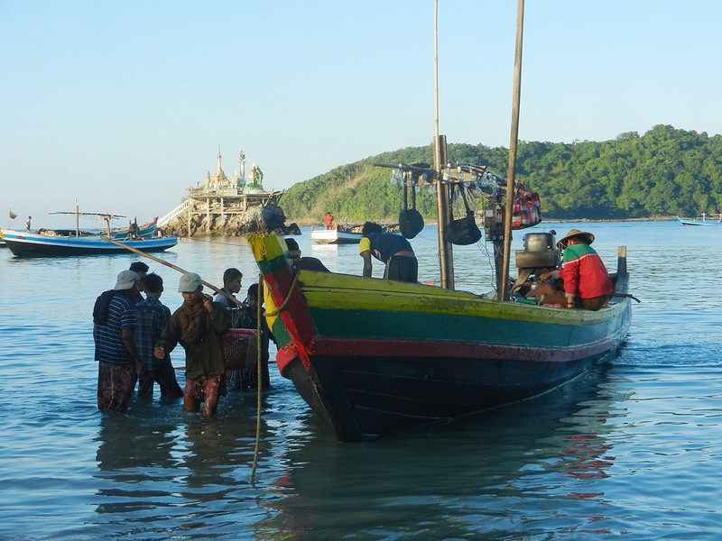 Рыбаки Нгапали