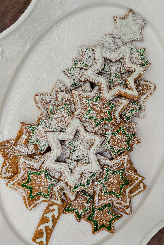 gingerbread christmas cookie tree #spreadcheer