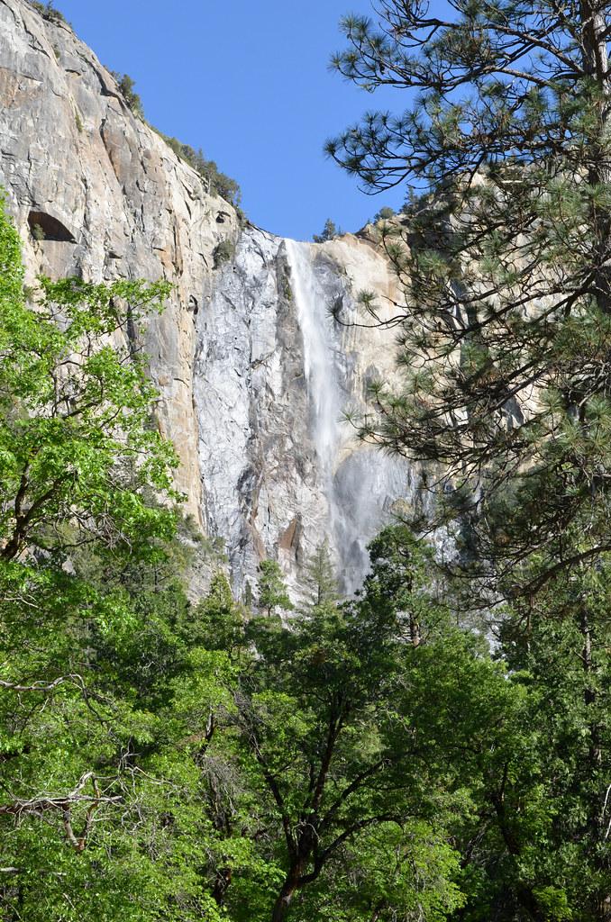 Au parc Yosemite