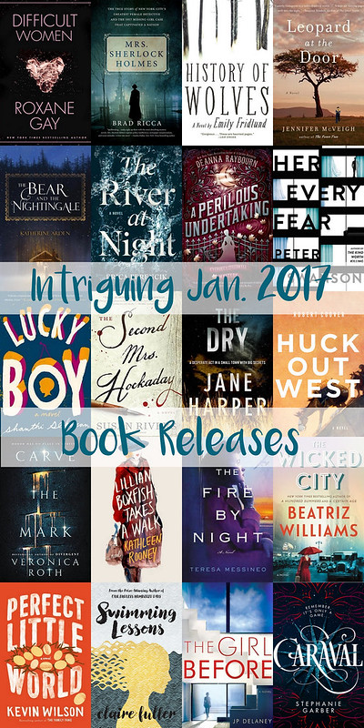 january 2017 book releases