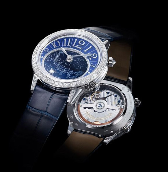 LeCoultre dating series new star watch