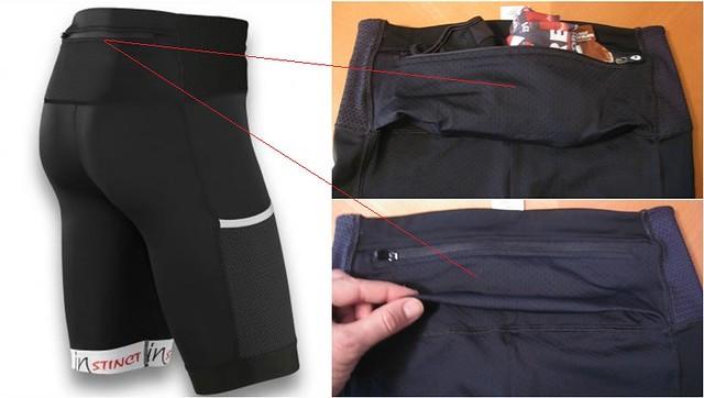 """Ευρύχωρη (500 ml) και πλατιά πίσω τσέπη, η οποία """"διπλώνει"""" καλαίσθητα όταν δεν χρησιμοποιείται!"""