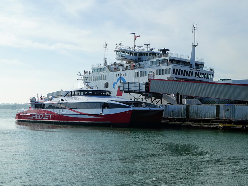 Isle of Wight Ferries, Southampton