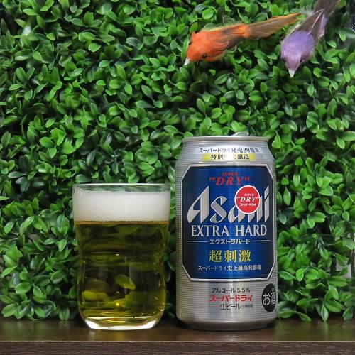 ビール:スーパードライ エクストラハード 超刺激