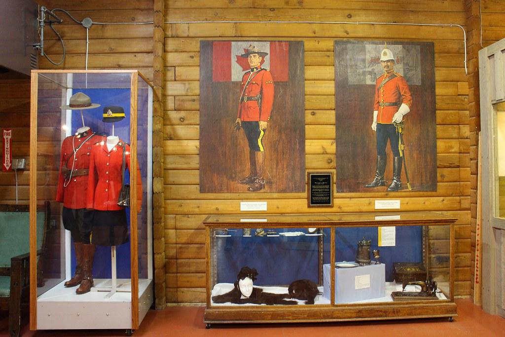 Fort Museum Macleod Alberta Canada