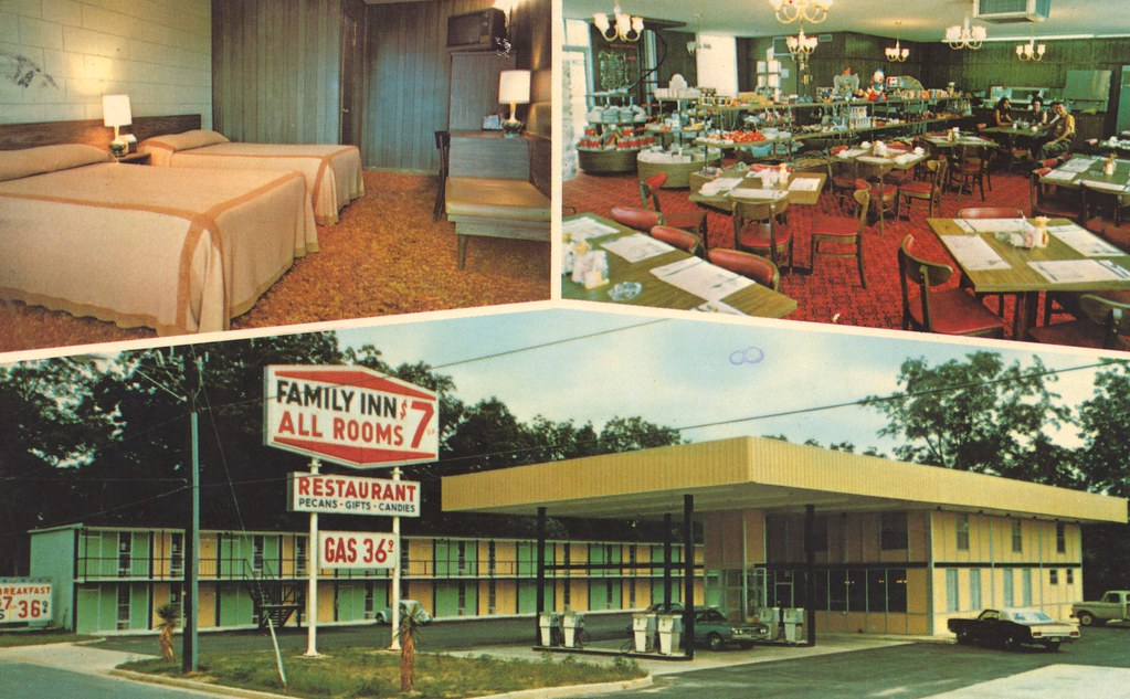 Family Inn - Sparks, Georgia