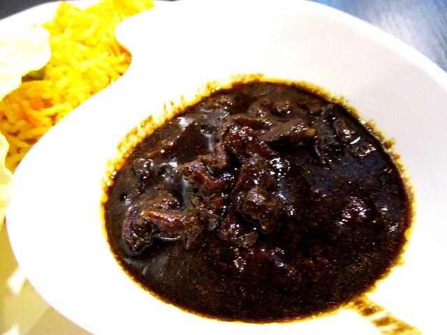 Lolibee nasi bryani black beef