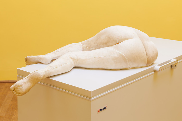 Margot detail © Sarah Lucas