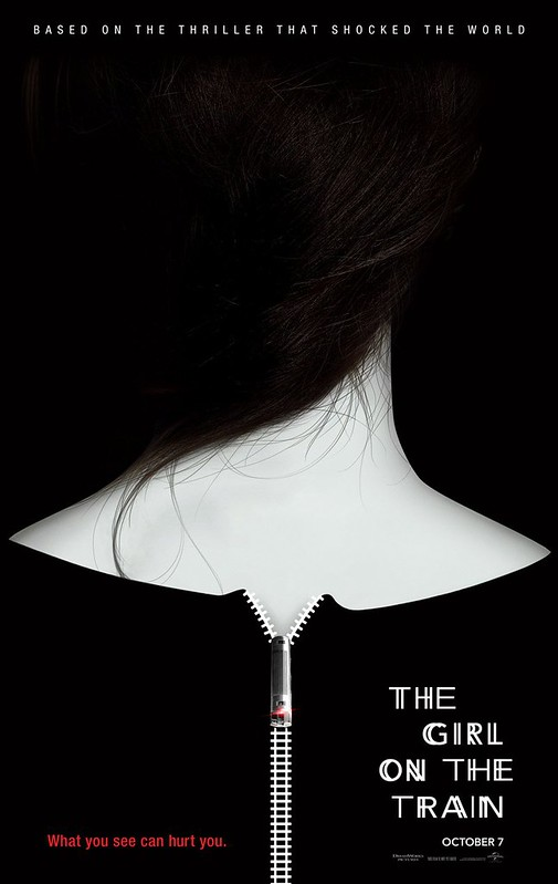 The Girl on the Train - Poster 1