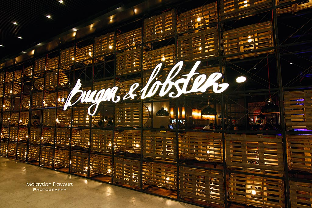 Burger and Lobster Genting Highlands