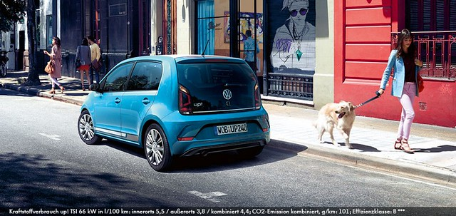 Volkswagen Up! 2017 1