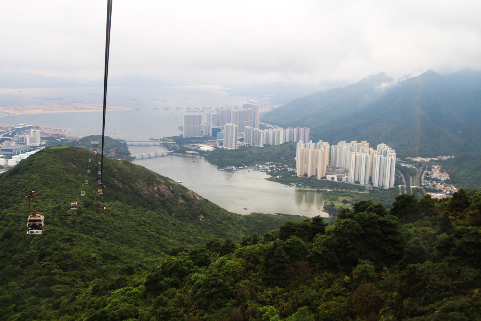 Lantau Island Hong Kong travel blogger