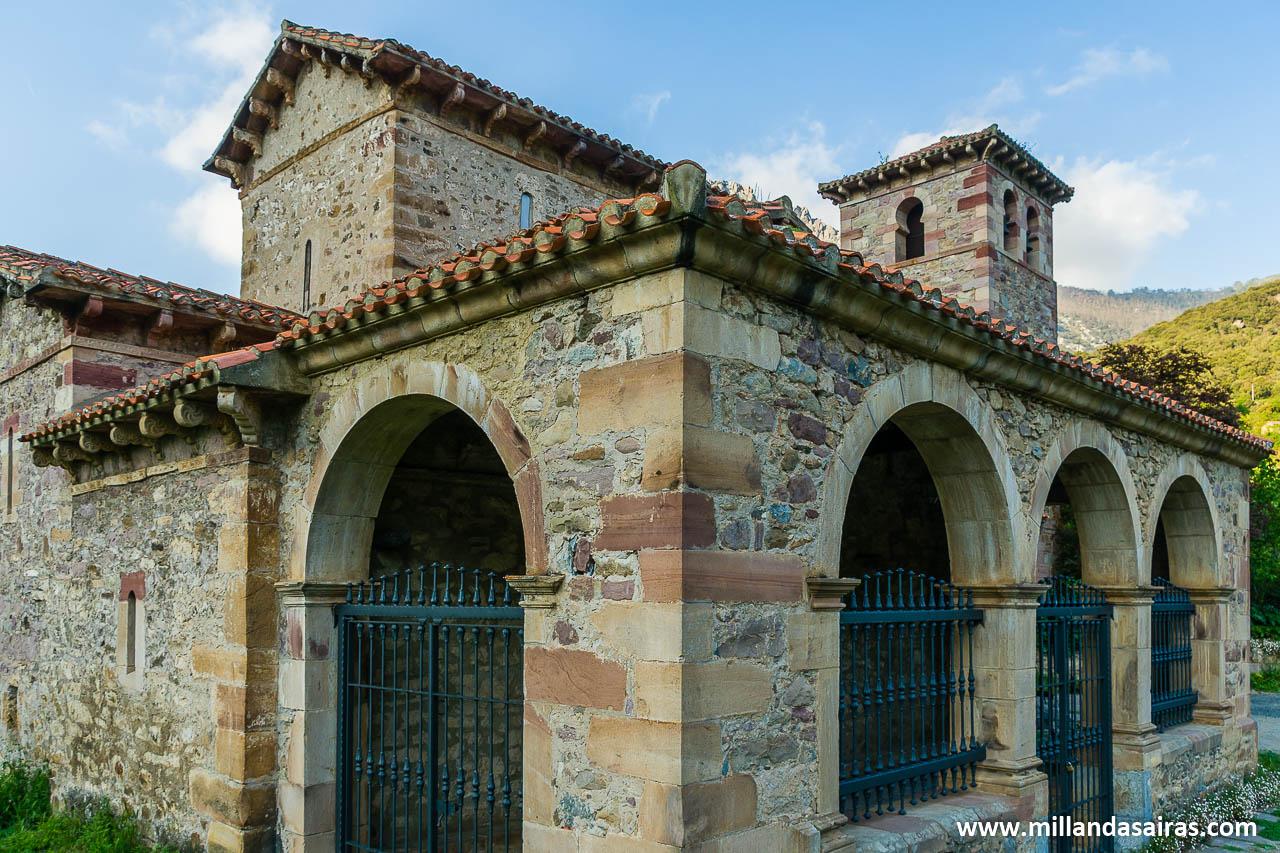 Santa María de Lebaña