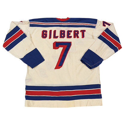 New York Rangers 1971-72 B jersey