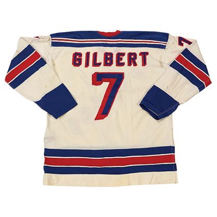 New York Rangers 1971-72 B jersey