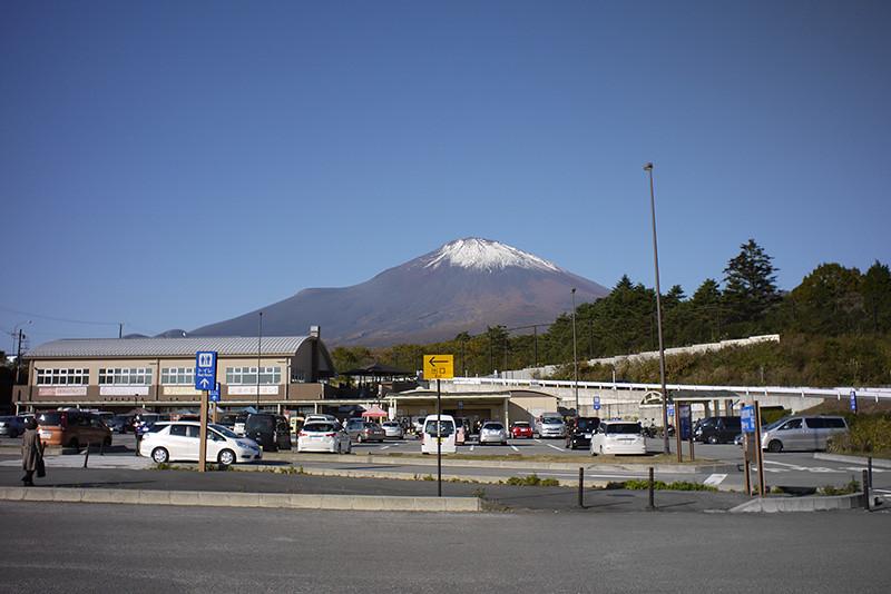 Mejores vistas del monte fuji