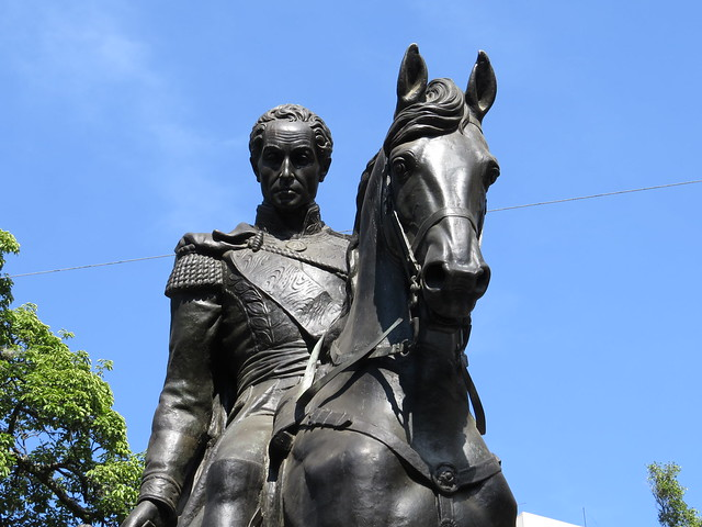 Recorrido: Catedral Metropolitana - Junín peatonal