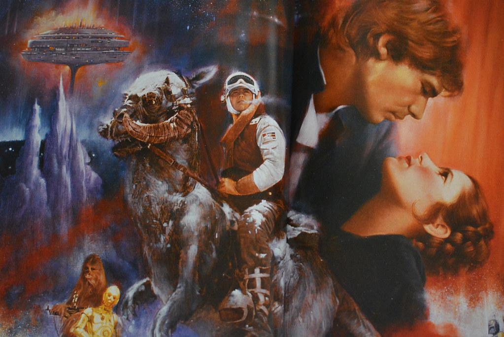 Star Wars Art Posters