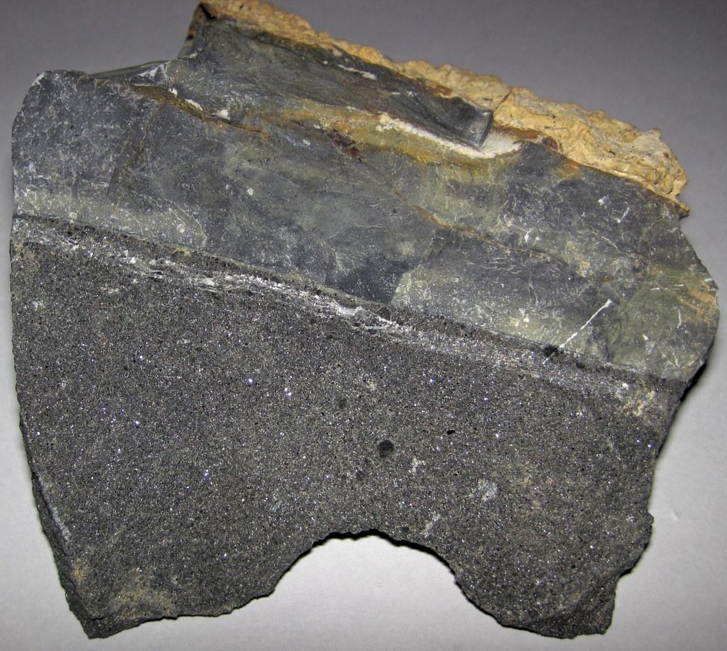 Igneous Diamond: Kimberlite-wall Rock Sample (Gates-Adah Kimberlite Dike, E