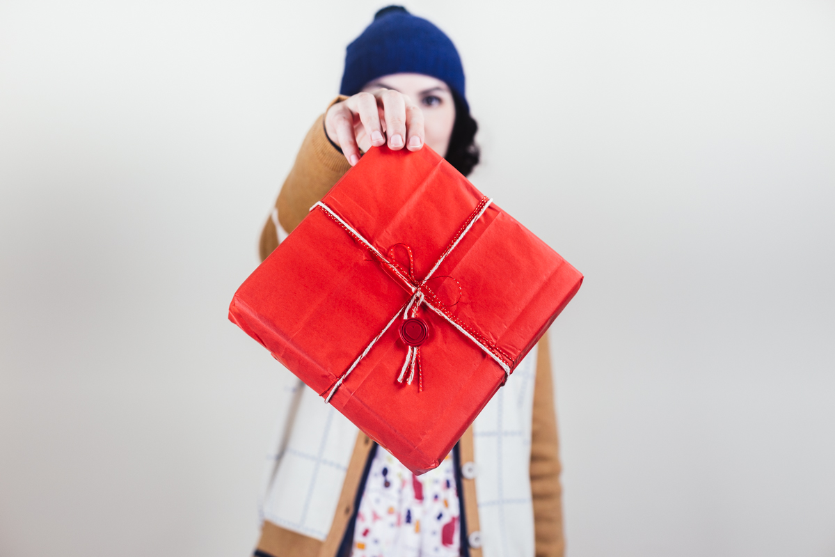 Christmas giveaway with Miss Patina