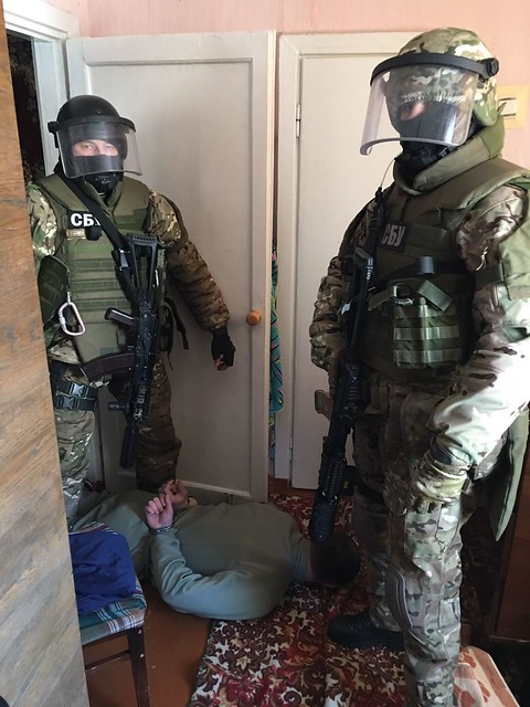 СБУ затримала бойовика