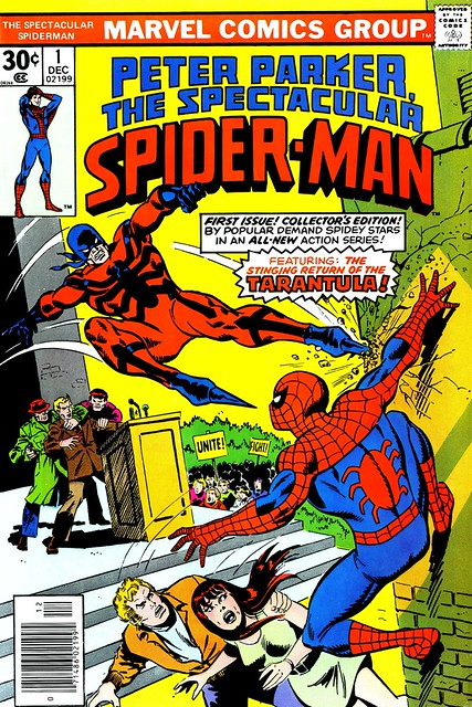 The Spectacular Spider-Man v1