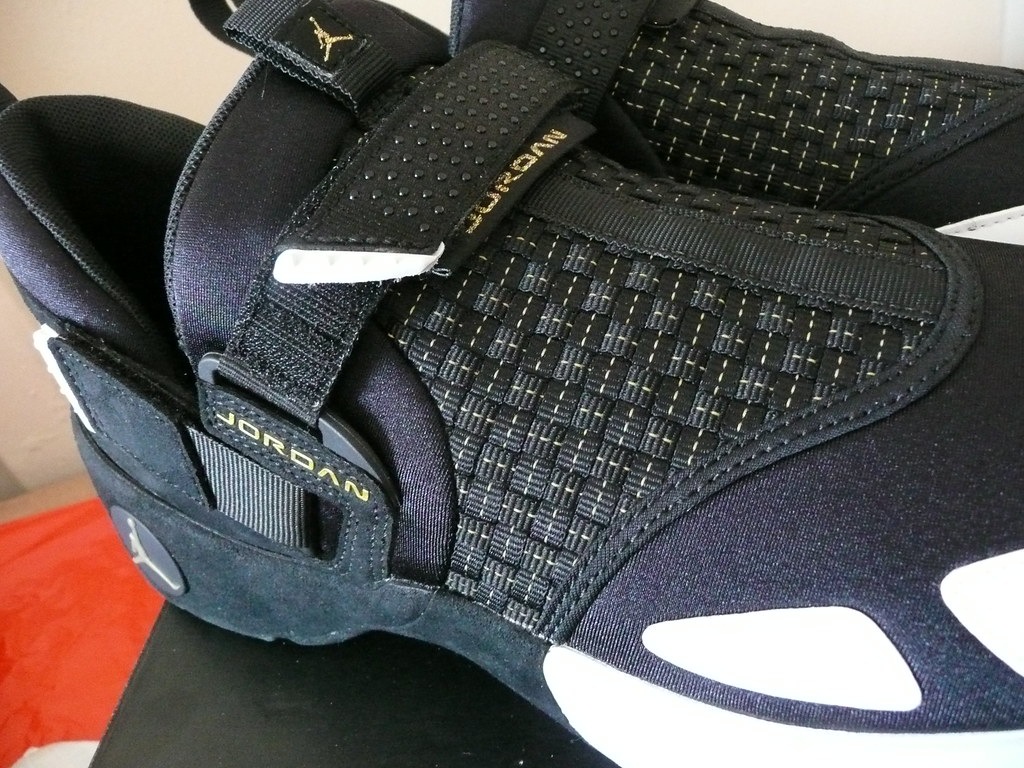 ... Nike Air Jordan Trunner LX BHM Size 11 Black Gold White 909408-032 332ad88063b5