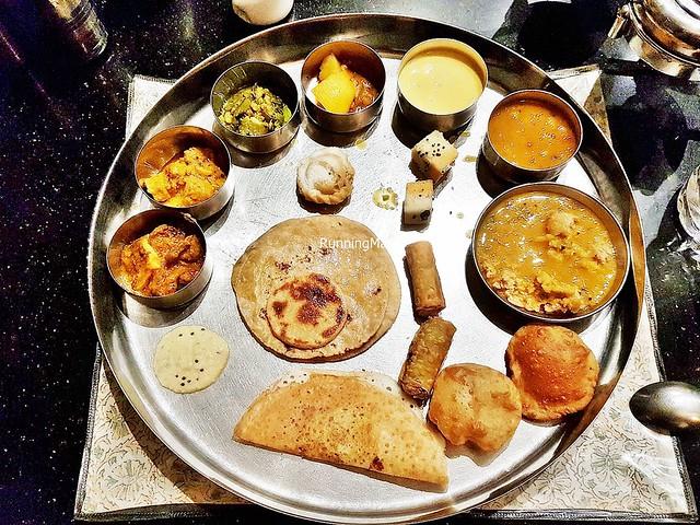 Thali Gujarati