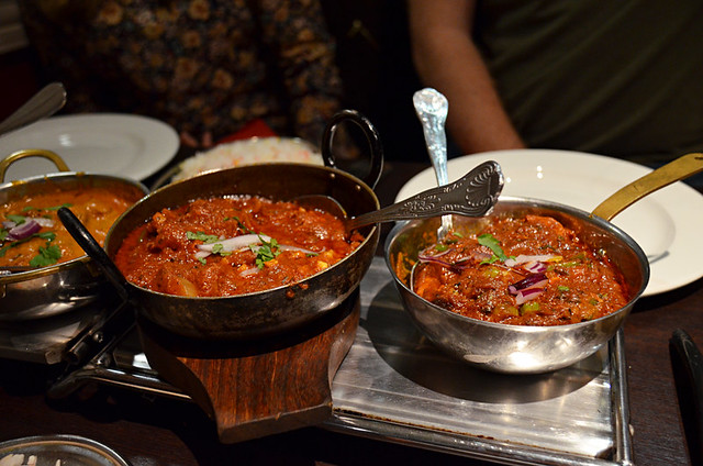 Indian curry, York, Britain