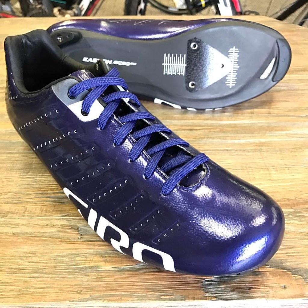 Giro Empire Slx Shoe Men S Annodized Glowing Red Black