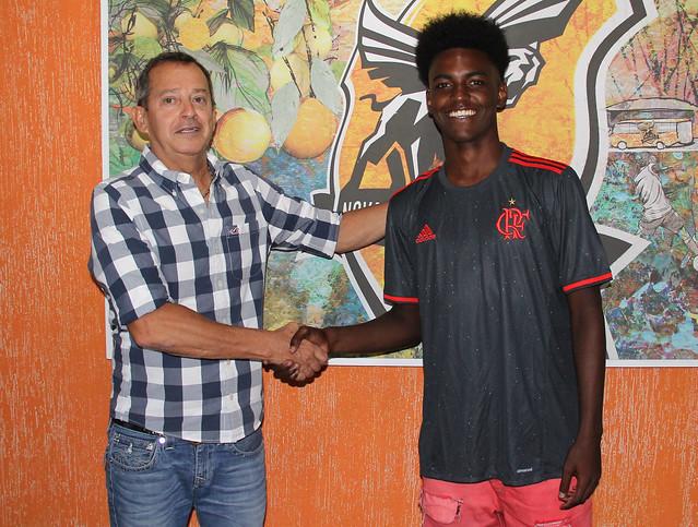 Ramon no Flamengo