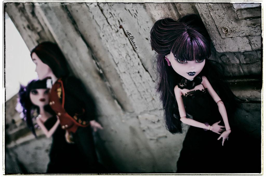 Valentine Elissabat Monster High 01 Dollphotos By