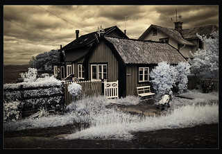 Sandhamn in Infrared (2) | by Diana Michaels