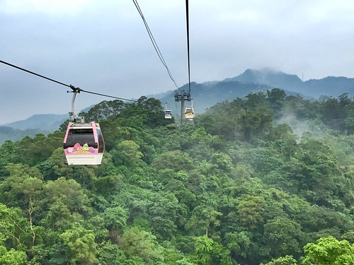 Fair Fares – Maokong Gondola « The Gondola Project