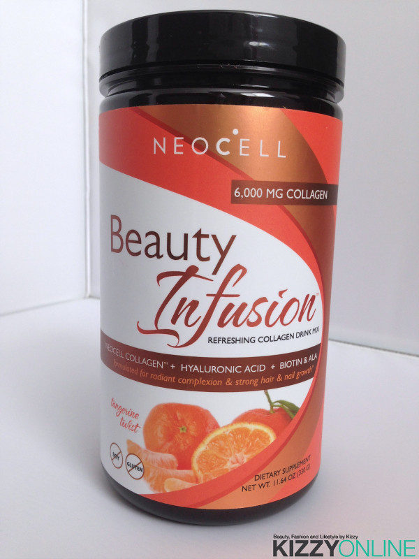 NeoCell Beauty Infusion drink mix