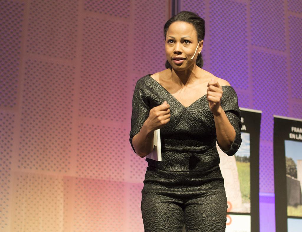 Kulturminister Alice Bah Kuhnke | En pÃ¥drivande kulturminist… | Flickr