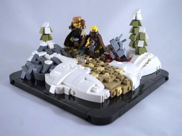 CCCXIV: The winter Huntsman