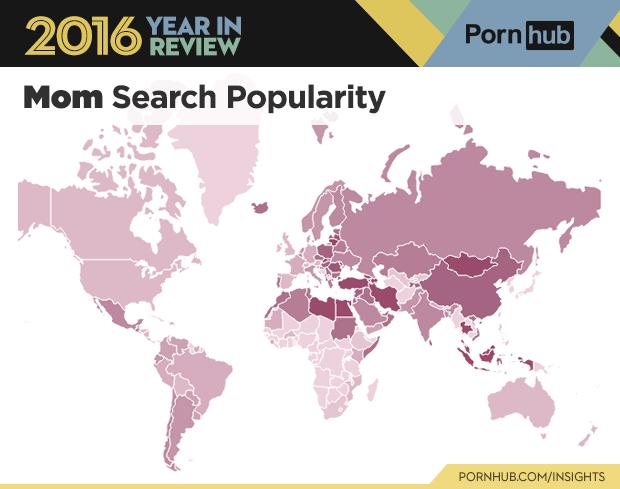 Statistici PornHub pe anul 2016: Ce mai cauta lumea? 148