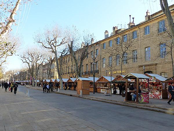 marché de Noël Aix