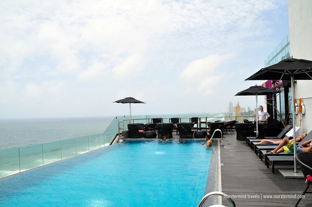 OZO Colombo Rooftop Infinity Pool