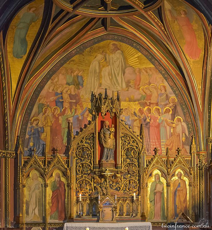 Chapel of the Virgin - Saint-Germain l'Auxerrois