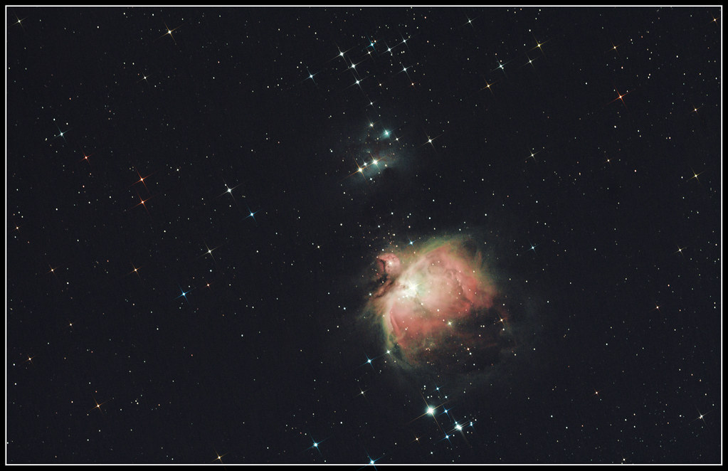 2016-12-28 Orion nebula with starspikes