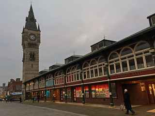 Darlington Market Hall | by diamond geezer