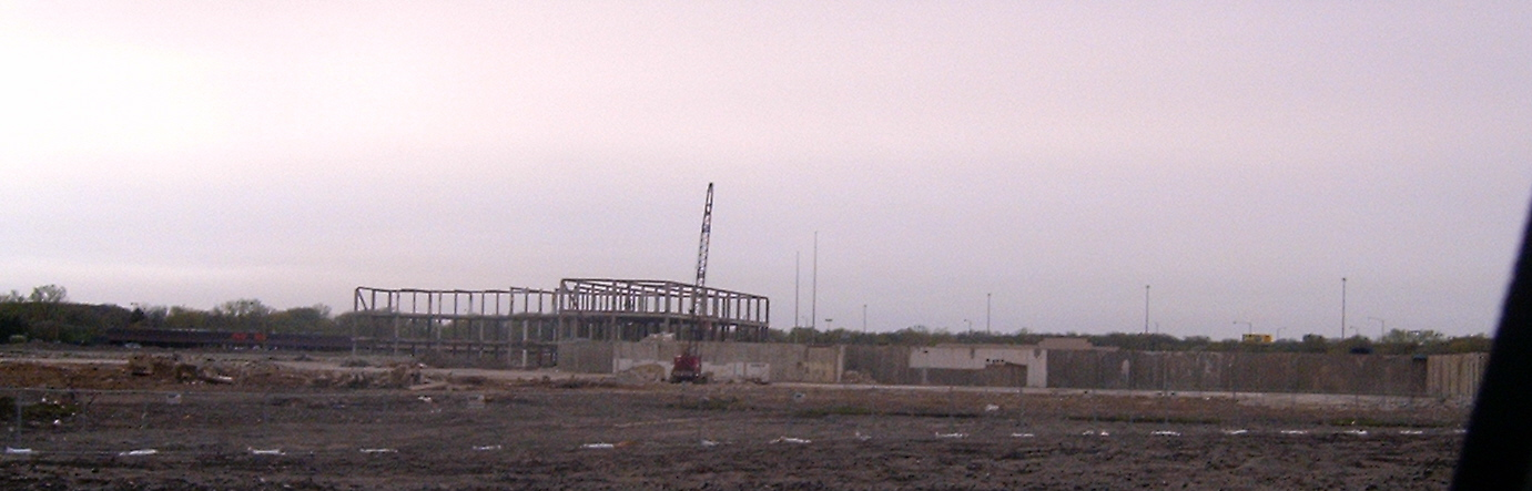 Lakehurst Mall demo: May 2004