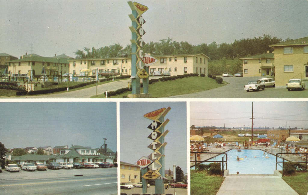 Shuller's Restaurant and Motel - Cincinnati, Ohio