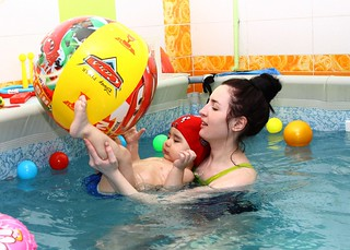 Детский бассейн Улан-удэ